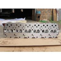 China Mitsubishi Excavator Spare Parts 6D16T ME997356 Engine Cylinder Head wholesale