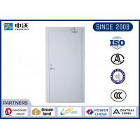 China Stable Bearing 1.5hr Insulated Fire Door Without Welding Point And Impact Sound wholesale