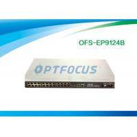 Buy cheap 24 Ports GPON EPON FTTX FTTB MDU ONU 100Mbps  Metal Shell Tx 1310nm PC Connector from wholesalers