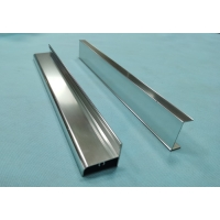 Buy cheap Silver Polishing T5 Alloy Aluminum Shower Room Profiles from wholesalers