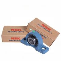 China NSK UCP214 insert bearing with housing pillow block bearing for Construction Machinery on sale