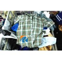 China Grade A++ Summer Used Mens Clothing Wholesale Bales for Africa , Second hand Men's shirts wholesale