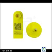 China Animal Livestock Management Sheep Ear Tags Stable Distance Recognition ISO9001 wholesale