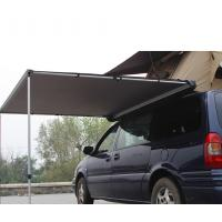 China Portable 4x4 Off Road Vehicle Awnings With Ground Nails And Windbreak Ropes wholesale