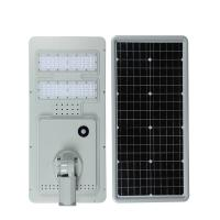 China Motion Sensor Road Lighting Outdoor Garden Solar Parking Lot Lights With CE ROHS wholesale