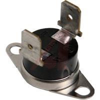China 40-220 degree Breaker For water machine , Thermostat 1/2 bimetal disc KSD 301 wholesale