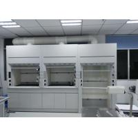 China Full Steel Fume Hood , Metal Hospital / School Laboratory Fume Cupboards wholesale