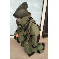 China Durable Bomb Disposal Suit Eod Suit Washable Fire Retardant Fabric on sale