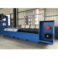 China 8 Drawing Drafts Wire Rod Drawing Machine , 8mm Copper Rod Drawing Machine wholesale