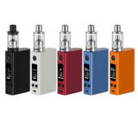 China Joyetech eVic VTC Dual with ULTIMO Starter Kit 75W 150W eVic VTC Dual Mod & 4ml ULTIMO Atomizer & 0.5ohm Coil Head wholesale