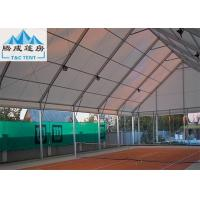 China 10x60m Outside Sporting Event Tents Heat Resistant With Glass Or PVC Door wholesale