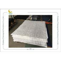 Double Deck Mattress Pocket Spirng Unit Soft on the Top and Hard on the Bottom multifunctional  used for Mattress Filler