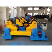 China 40 Ton Standard Automatic Pipe Rotators For Welding 400mm Diameter Roller wholesale