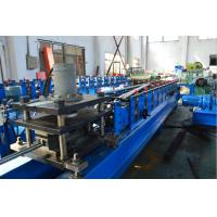 Buy cheap Control system PLC with touch screen solar strut roll forming machine 13 stations CE approval from wholesalers
