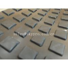 China Heavy duty rubber car matting , customized anti-skid rubber mats for garage flooring wholesale