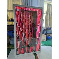 China Indoor 3840x2160 85in Transparent LCD Display IR Touch FCC wholesale