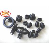 China Flexible Rubber Grommet For Connector , Rubber Wire Grommet Sealing wholesale