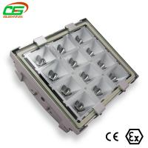 China 60 W Heat-resistance Explosion Proof LED Flood Light Waterproof IP66 Aluminum wholesale