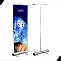 China Retractable banner stand( Roll up) wholesale