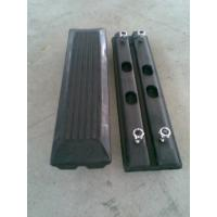 China Rubber pads, track pads wholesale