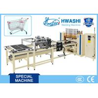 China Carbon Steel Barbecue Wire Mesh Gantry Welding Machine Two Phase 380V 1 Year Warranty wholesale