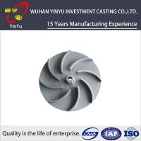 China Silica Sol Precision Investment Cast Steel Products , Rapid Investment Casting wholesale