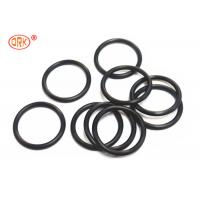 China ORK Round EPDM Rubber O-Ring Material Fuel Resistant  70A Durometer wholesale