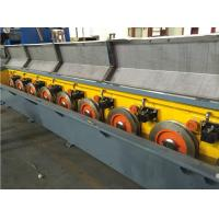 China Safety Rod Breakdown Machine Installed Protection Cover With Online Annealing wholesale