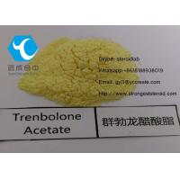 China Light Yellow Crystalline Trenbolone Powder Trenbolone Acetate for Muscle Building Supplements on sale