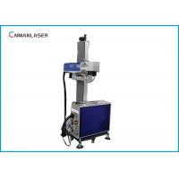 Buy cheap 20w Metal Laser Marking Machine With LCD Touch Screen Digital Scanning Head from wholesalers