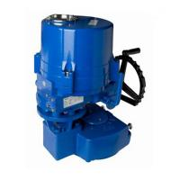 Buy cheap Two Types Operation Electric Rotary Actuator For Liquid Solid Gas CE Approved from wholesalers