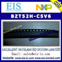China BZT52H-C5V6 - NXP Semiconductors - Single Zener diodes in a SOD123F package - Email: sales on sale