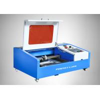 China 40W Water Cooling CO2 Laser Engraving Machine For Advertising Materials on sale