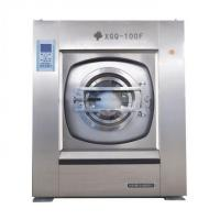 China Conveninet Industrial Laundry Washing Machine Condition New Friendly Programmable on sale