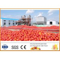 China Complete Ketchup Tomato Paste Production Line CFM-A-01-250-300 wholesale