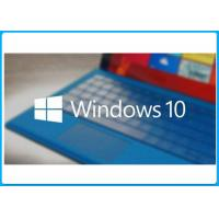 Buy cheap Oem Full Version 32bit / 64bit Windows 10 Professional Operating System With Genuine License from wholesalers