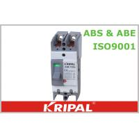 Buy cheap Compact General Electric Circuit Breaker 100A 2 Pole MCCB , Economic Type from wholesalers