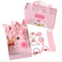 Buy cheap Girls hair clips/headbands/ hair accessories set for kids from wholesalers