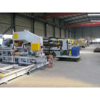 China Mitsubishi PLC PU Sandwich Panel Production Line 380V 3 Phase for Cold Storages wholesale