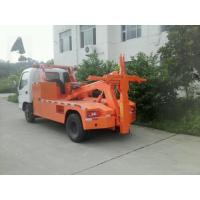China Car carrier light duty tow truck road recovery wrecker wholesale
