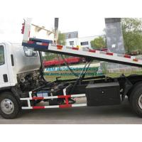 China Road Flatbed Wrecker Tow Truck Recovery Vehicle wholesale
