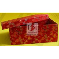 China Recycled Wedding Cardboard Gift Boxes For Candles Glossy Lamination wholesale