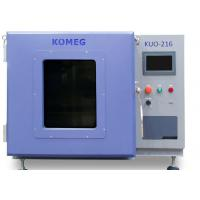 China Bench Top Lab Drying Oven Electric Chemistry Hot Air Circulating Fan on sale