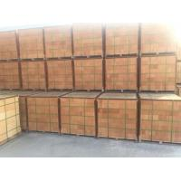 Buy cheap Yellow Color Insulation Refractory Fire Bricks For Coke Oven , Size 230 X114x 65 from wholesalers