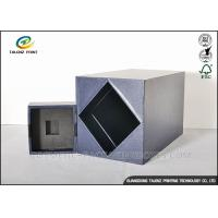 China Delicate Design Rectangle Gift Boxes , Plain Paper Candy Box OEM Accepted wholesale