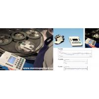 tested surface roughness of workpiece