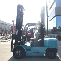 Buy cheap Isuzu Engine Diesel Forklift Truck With  High Technical Transmission Components from wholesalers