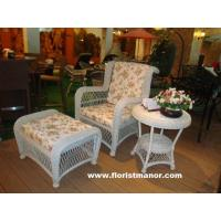 rattan garden patio outdoor furniture recliner set fg10