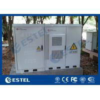 China DDTE040 Customized Outdoor Communication Cabinets 19 Inch Rack Enclosures wholesale