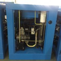 China Compact 8 Bar Electric Rotary Screw Air Compressor for Construction Industry wholesale